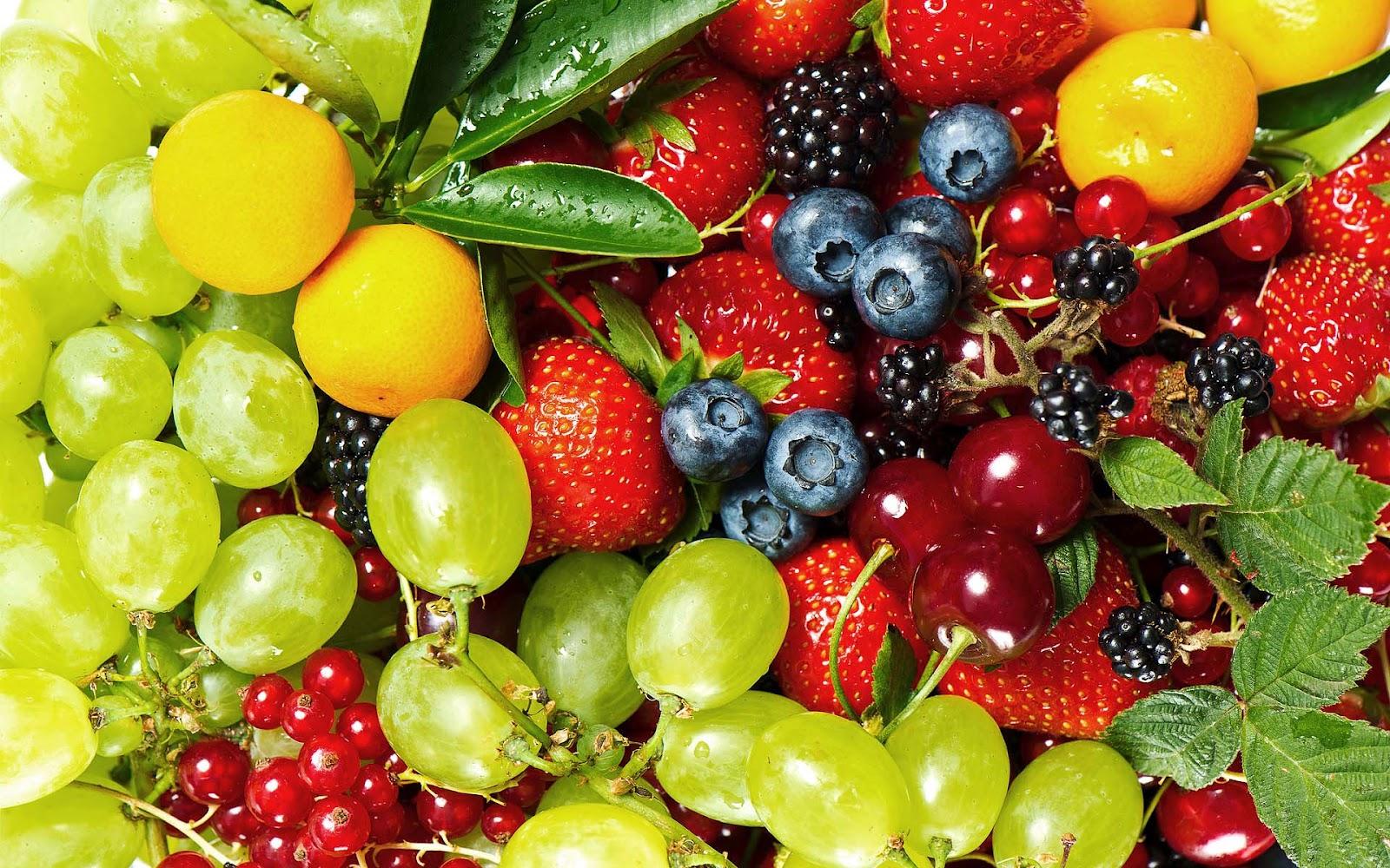 Drinken, Fruit en Salades