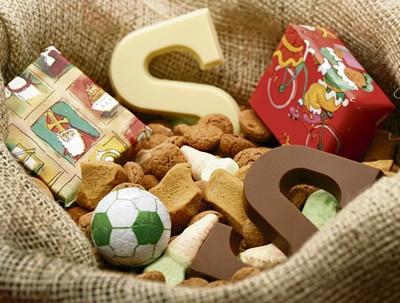 De Bakkerij van Sinterklaas!